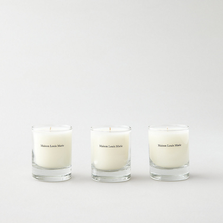 L'AURORE CANDLE GIFT SET