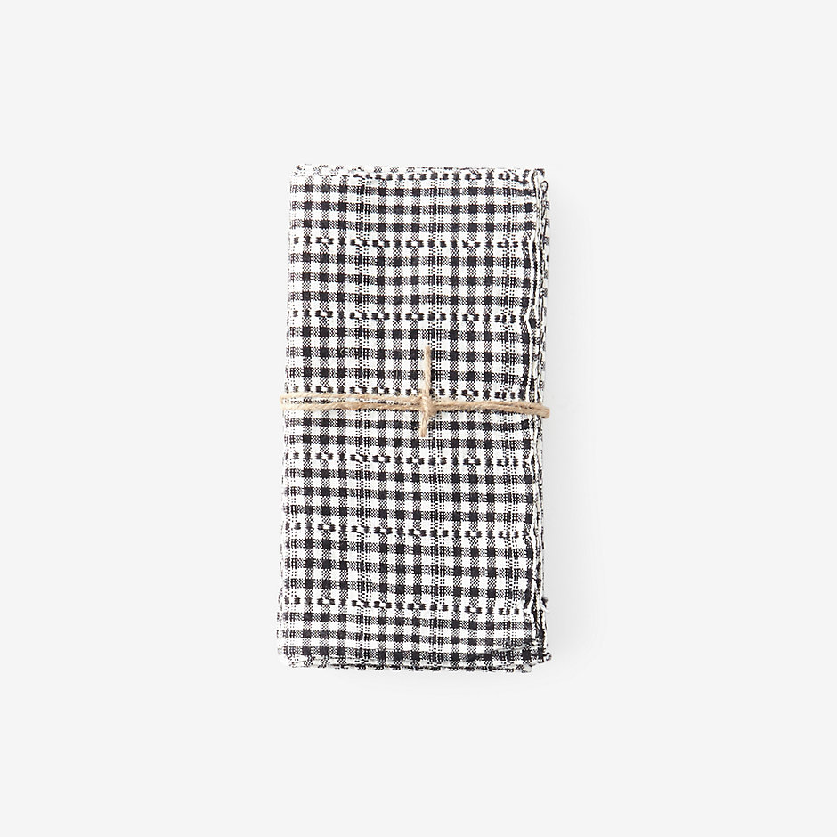 SET OF FOUR SOHO NAPKINS