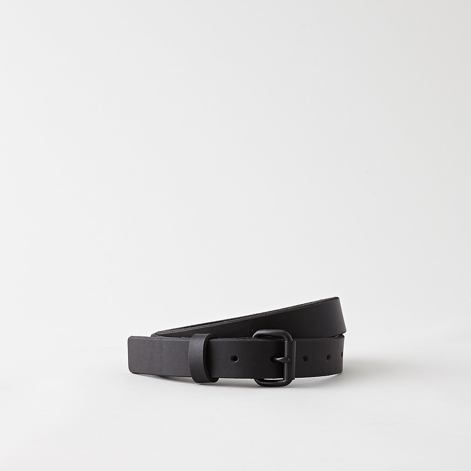 BASIK LEATHER BELT