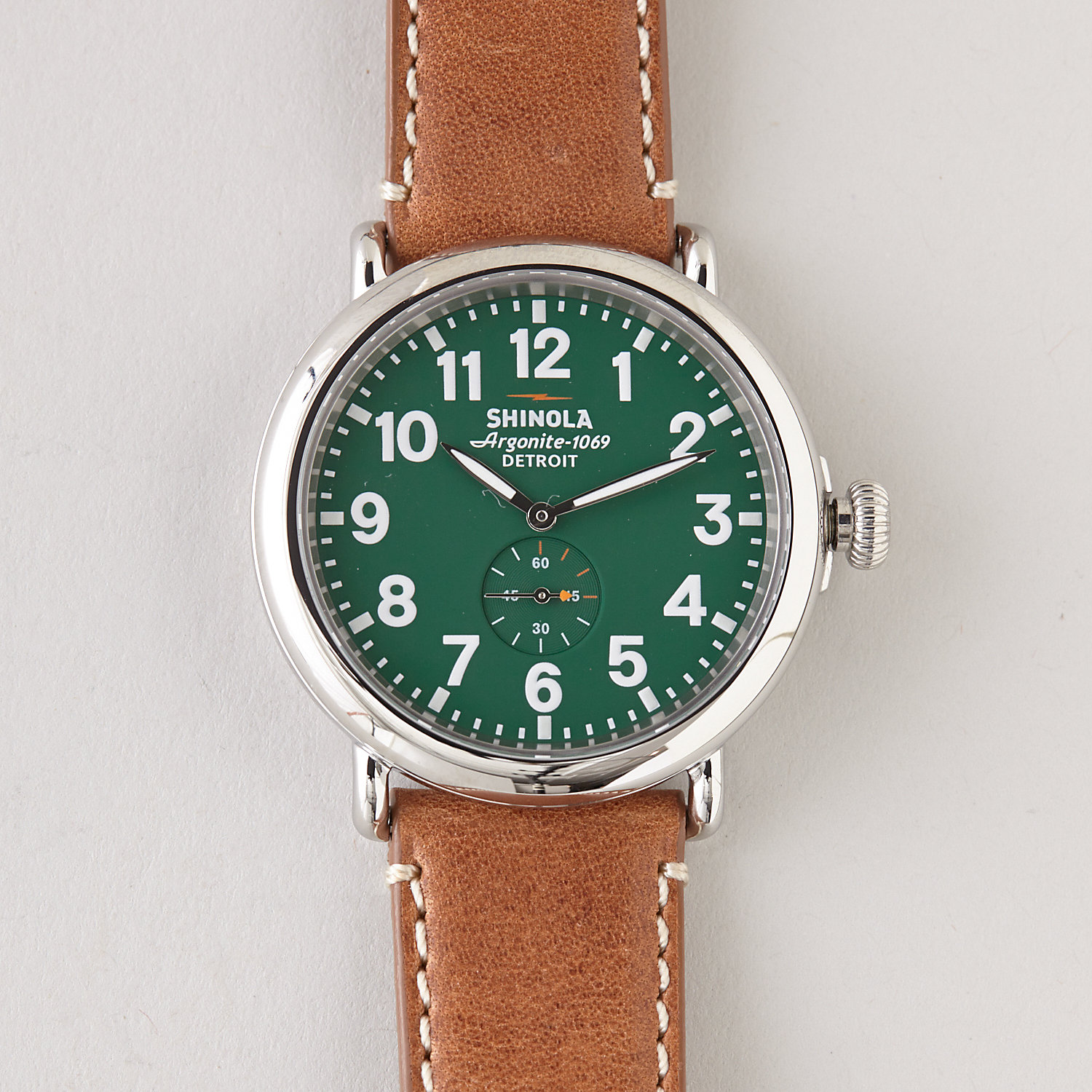 RUNWELL 47MM WATCH