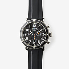 RUNWELL SPORT CHRONO 48MM WATCH