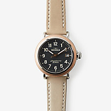 WOMEN'S RUNWELL COIN EDGE 38MM WATCH