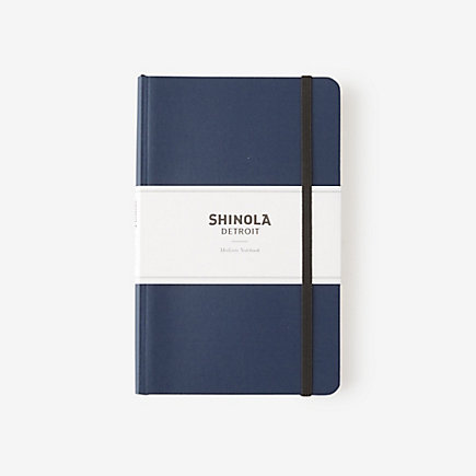 MEDIUM SOFT LINEN JOURNAL