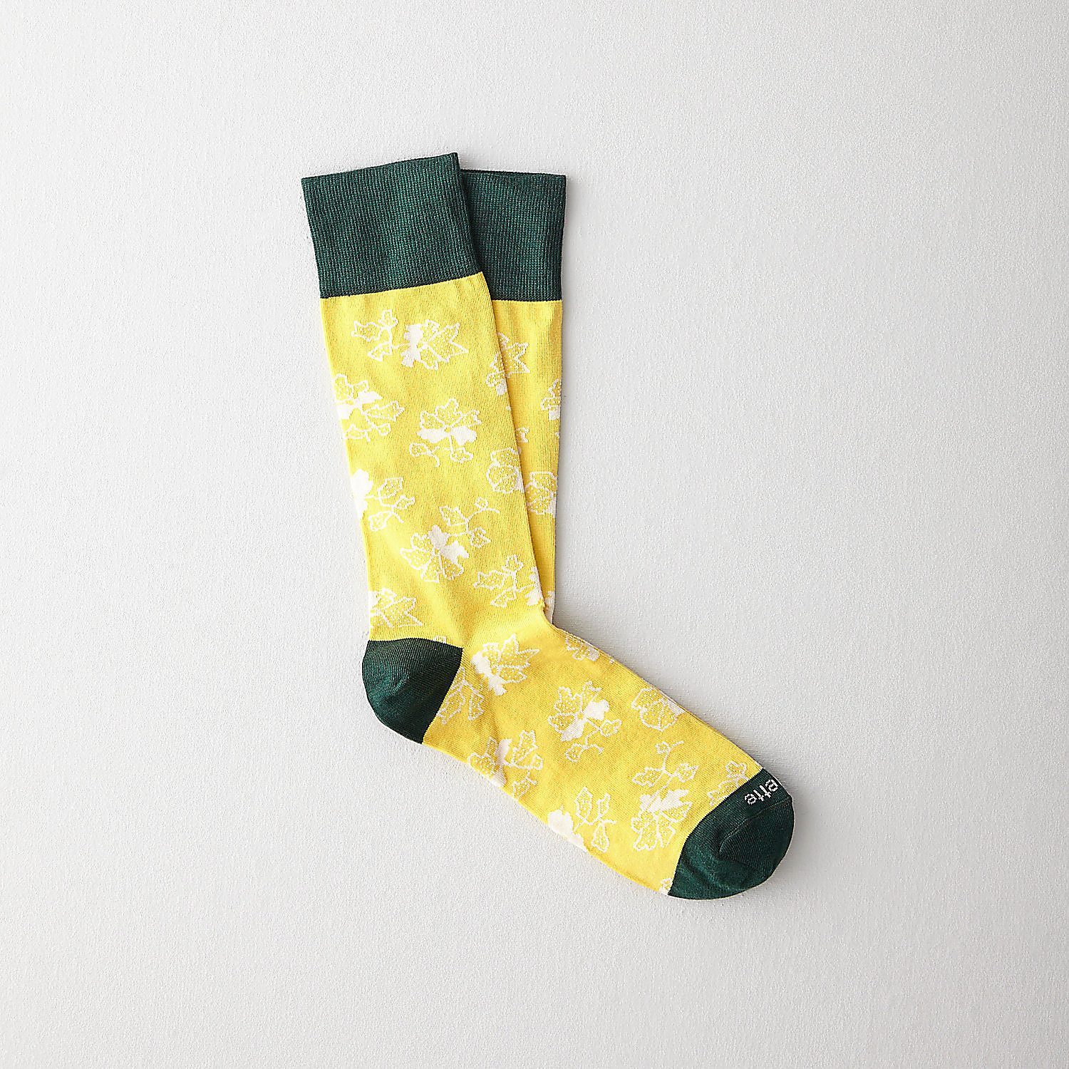 GEO FLOWER SOCKS