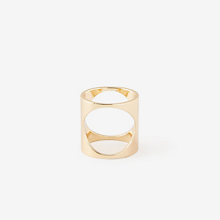 FOUR WAY CYLINDER RING