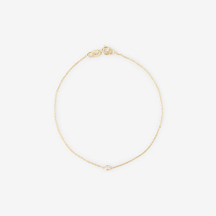 FLIRTY EXTRA WHITE DIAMOND BRACELET