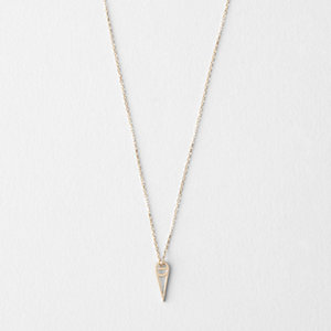 PLUME NECKLACE