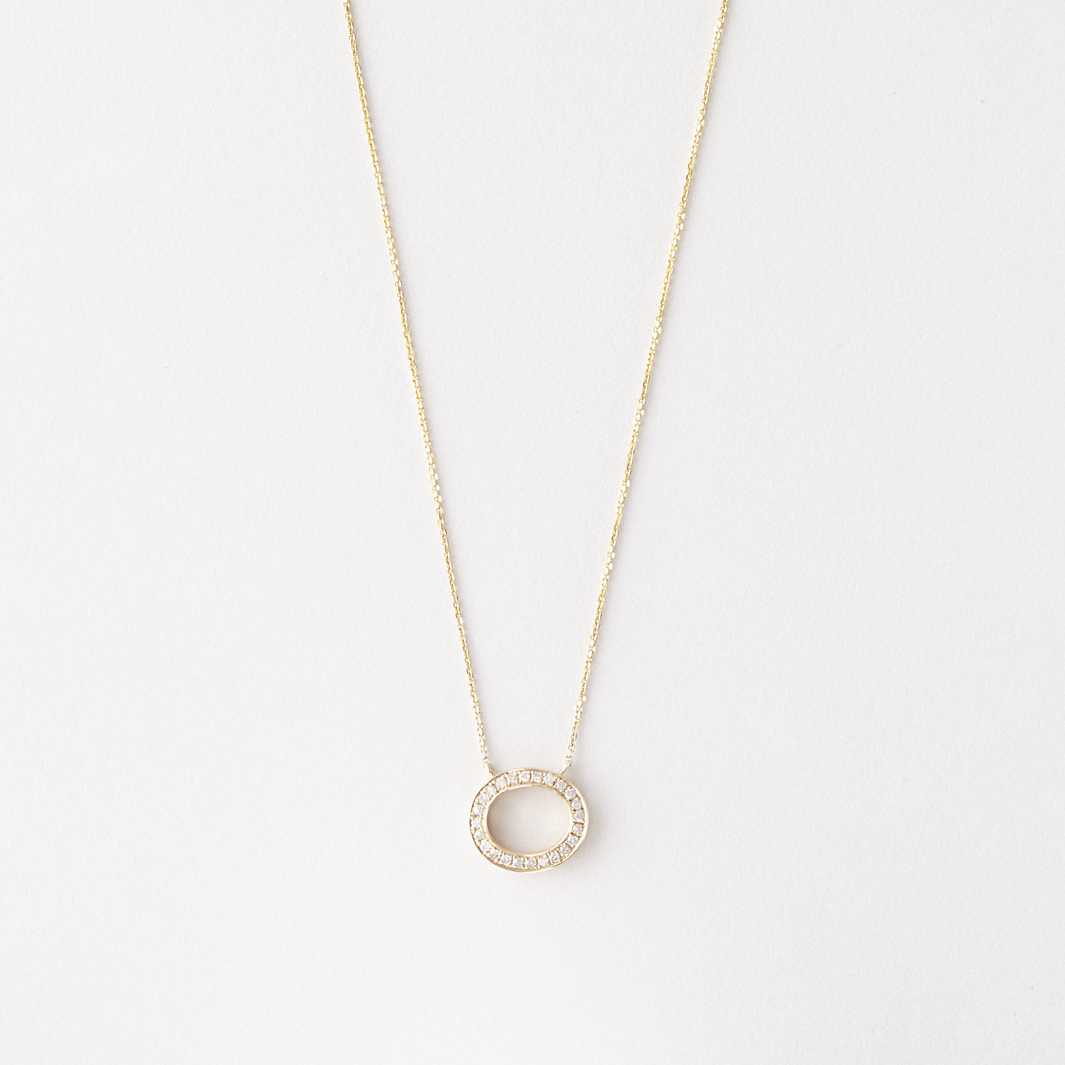 JORGIE NECKLACE DIAMOND