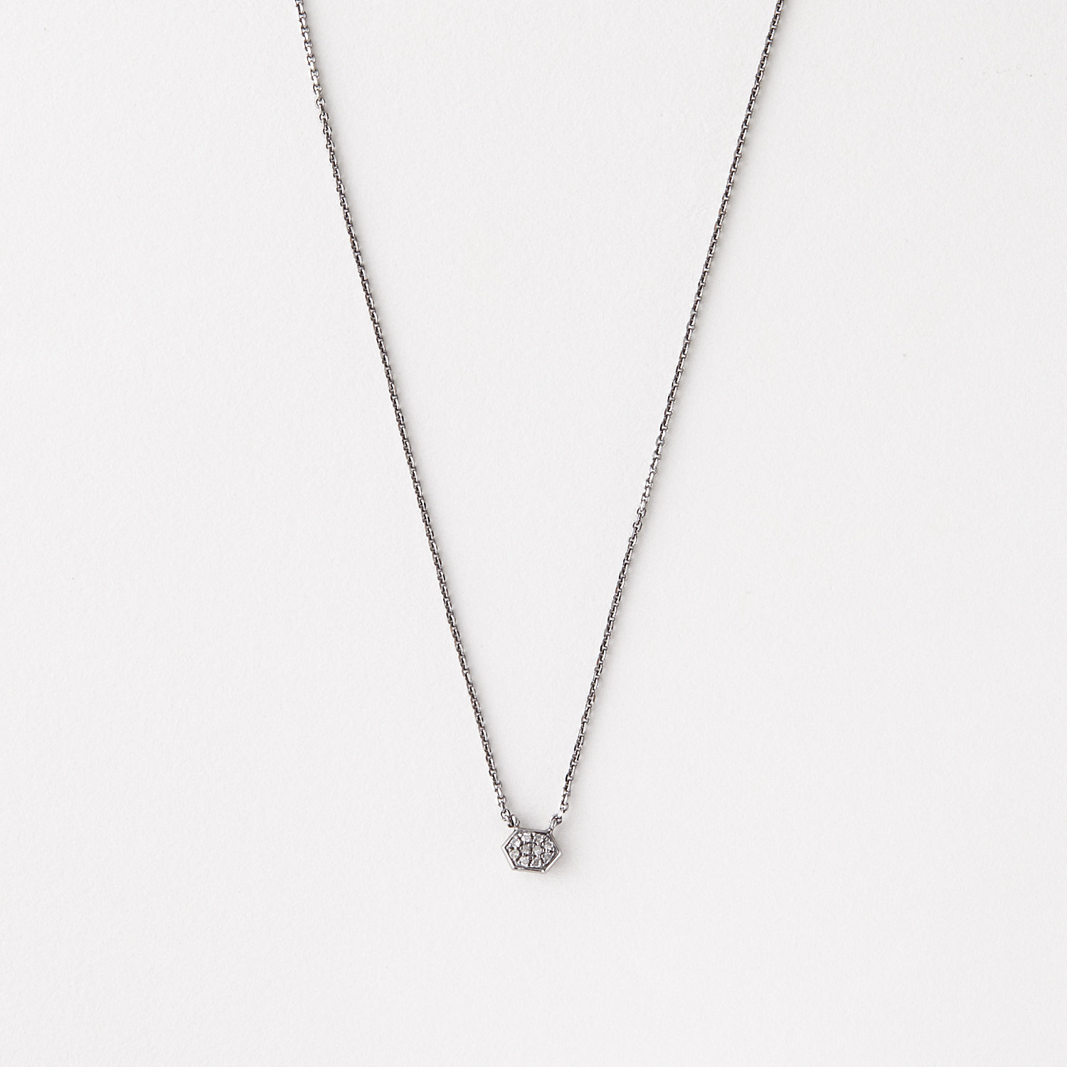 MELISSA NECKLACE SINGLE DROP