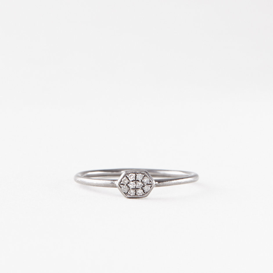 MELISSA RING DIAMOND
