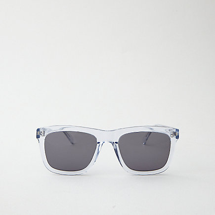 DEEP FREEZE SUNGLASSES - CLEAR
