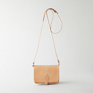 K313 SMALL LEATHER SATCHEL