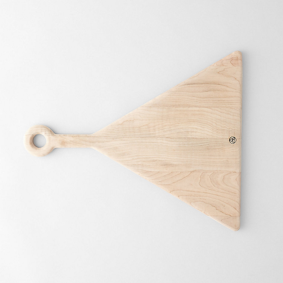 CURLY MAPLE TRIANGLE BOARD