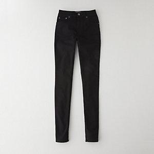 Needle Black Jean