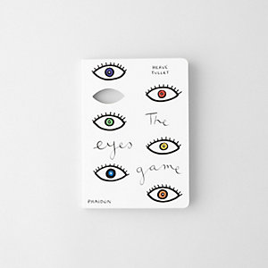 HERVE TULLET : THE EYES GAME