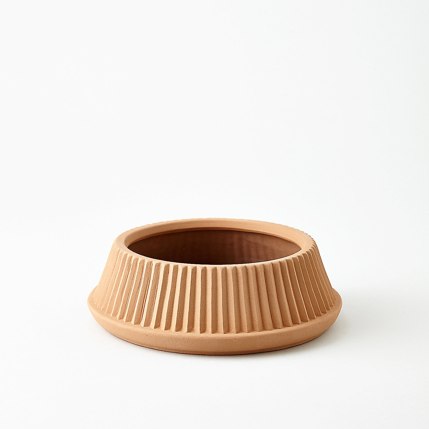 DISH EARTHENWARE PLANTER