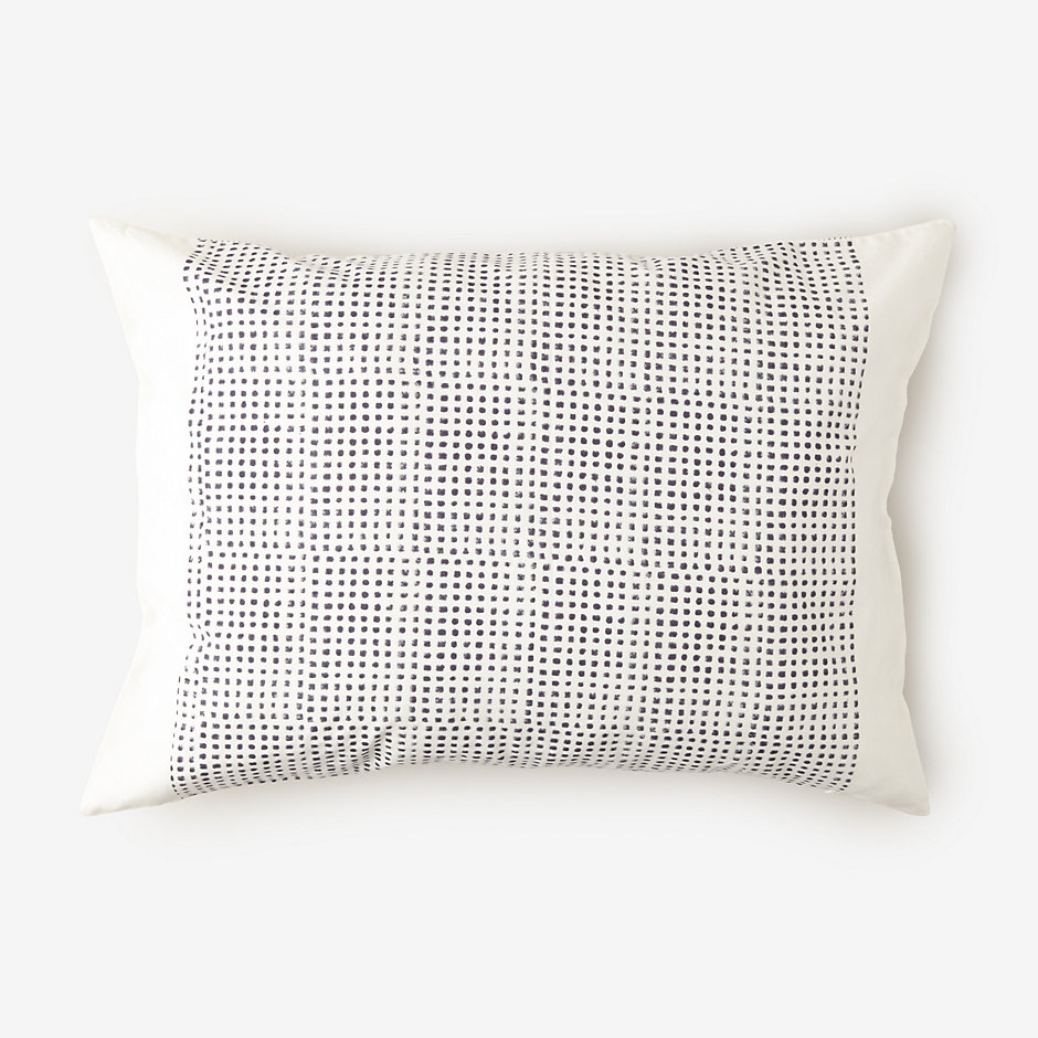 CUSHION COVER DOT BLOCKS