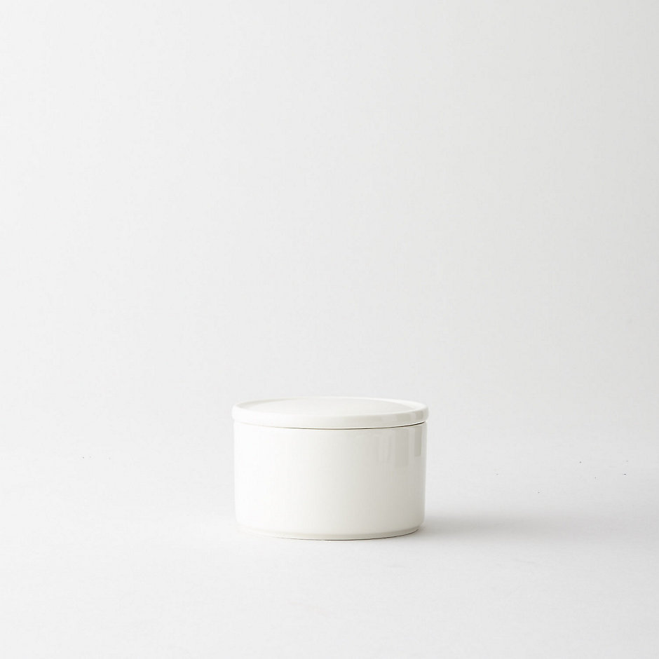 SMALL JAR - WHITE