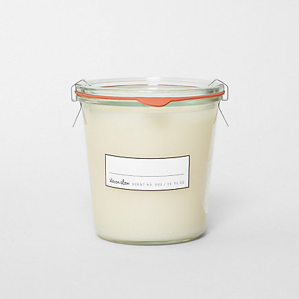 YUZU SOY BEEWAX CANDLE - 20TH ANNIVERSARY