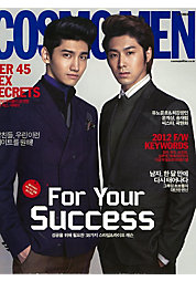 Cosmo Men Korea