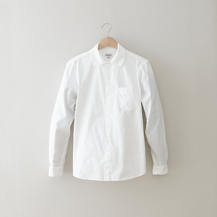 TAB CLUB COLLAR SHIRT
