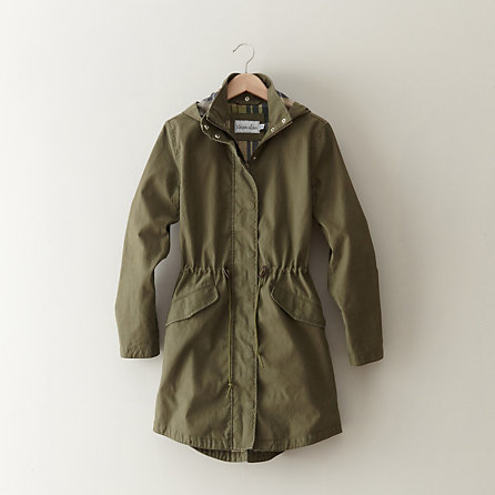 SEASIDE PARKA
