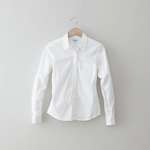 SHRUNKEN FIT REVERSE SEAM SHIRT