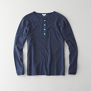 Campbell Long Sleeve Henley