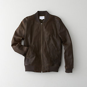 Bedford Leather Jacket