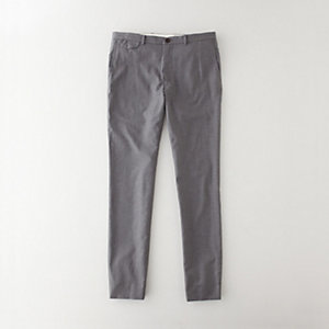 BRUSHED TWILL TROUSER