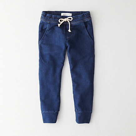 POINT INDIGO SWEATPANT