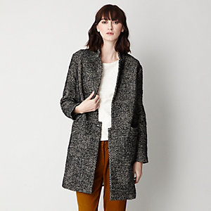 TWEED OVERCOAT