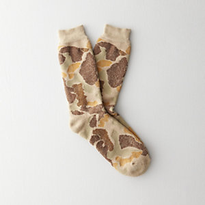 Duck Hunter Crew Sock