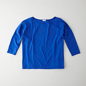 BOATNECK KNIT TEE