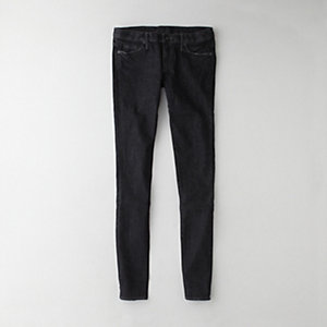 FIBRO BLACK ONE WASH SKINNY JEAN