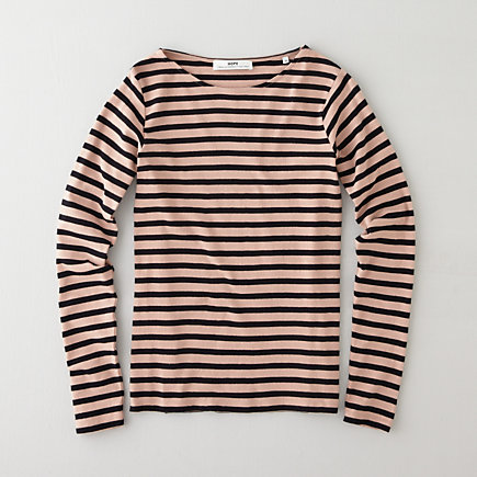 STRIPED KATE TOP