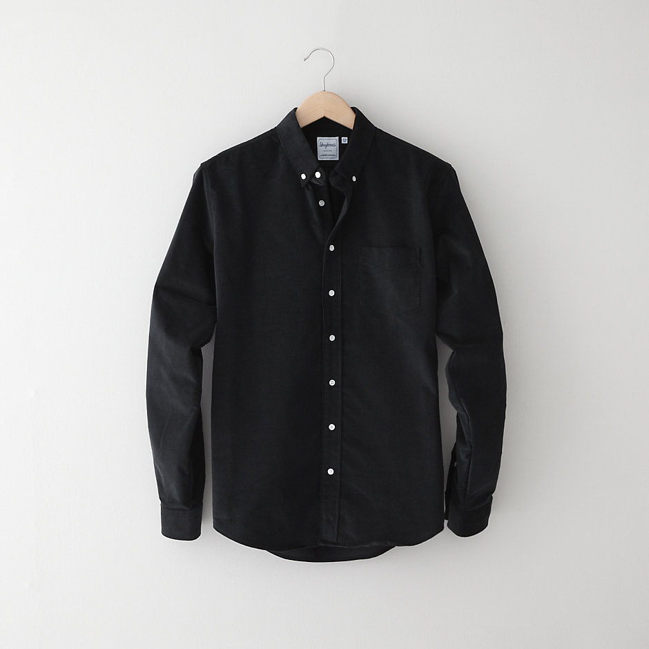 Leisure Corduroy Shirt