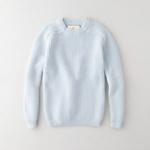 BOBBY OVERSIZED RIB SWEATER