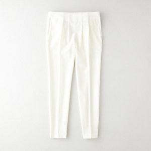 ZIPPER BACK TROUSER