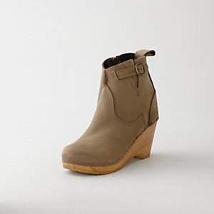 "5"" WEDGE BUCKLE BOOT"