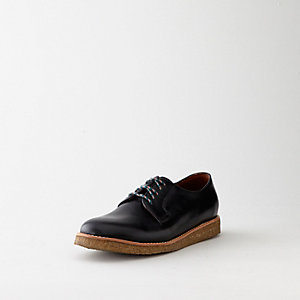ARMY CREPE SOLE SHOE