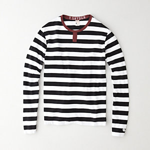LONG SLEEVE ROWING T-SHIRT