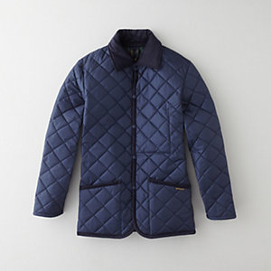 DENHAM QUILTED JACKET