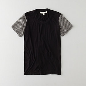 ANDIE COLOR BLOCK TEE