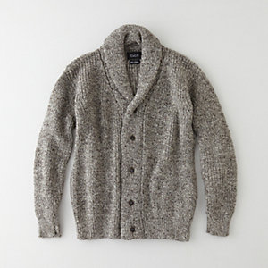 FLYING TEAPOT SHAWL CARDIGAN