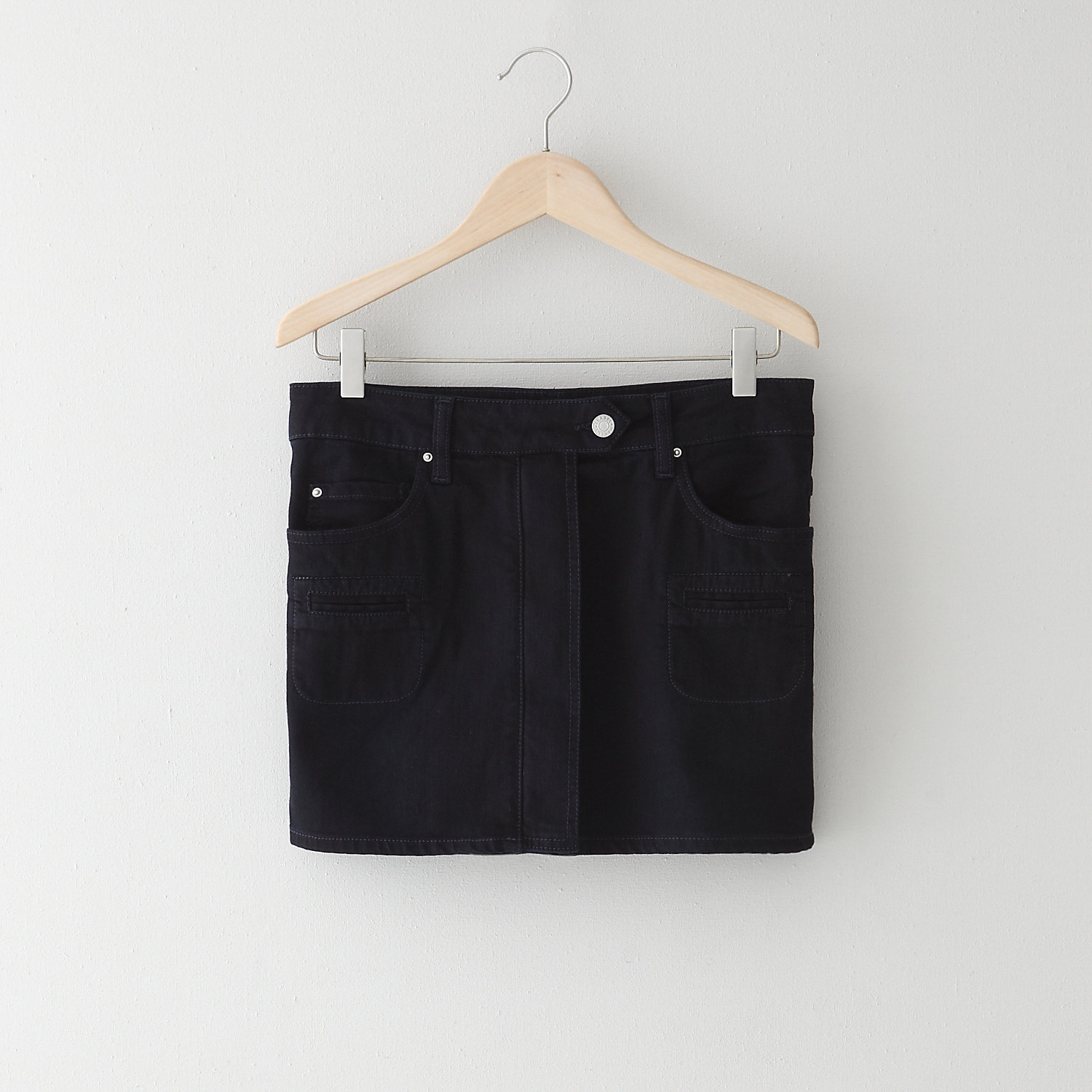 Kassy Denim Skirt