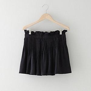 Volga Satin Skirt