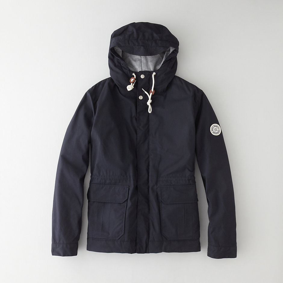NUNK COTTON JACKET