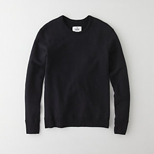 HEAVYWEIGHT SLUB FLEECE CREW
