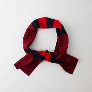 VARIEGATED STRIPE SCARF